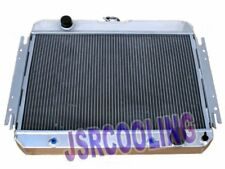 3 ROW Aluminum Radiator for Impala 1963-1968 New AT MT 3.8 4.1 4.6 5.0 5.3 5.4