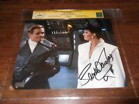 Rare Signed Autograph Photo 8x12 CGC Sarah Douglas Solarbabies Superman Lane