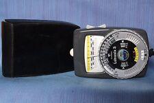 Gossen Lunasix 3 Light Meter