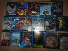 LOT DE BLU RAY WALT DISNEY