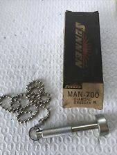 Machinist Tools Sunnen Diamond Stone Dressers Man 700 New