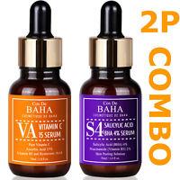 2P Facial Serum Vitamin C 15% Ascorbic Salicylic Acid 4% BHA Acne Peel Blackhead