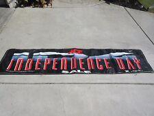 1996 Original Independence Day 4 Ace Hardware Movie Banner
