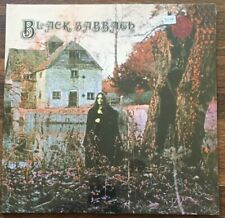 Black Sabbath s/t LP [Vinyl New] 180gm Gatefold Record Album UK Import Ozzy