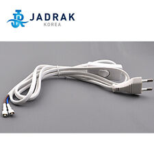 Jadrak T-System Electric Cord with on-off switch(Tcord) for rod building Drying