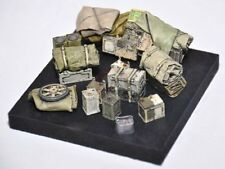 Resicast 1/35 Universal Carrier Mk.I Stowage North Africa - Italy (Riich) 352353