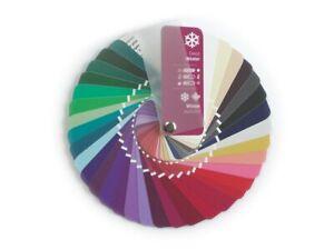 Fächer-Farbpass Color Swatch Fan Deep Winter für die Farbberatung