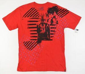 Perdu Spunk Ras T-Shirt Large Hommes Neuf