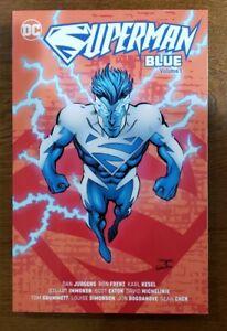 SUPERMAN BLUE Vol. 1 TPB GN SC OOP NEW 2018 DC Comics Jurgens, Frenz, Kesel