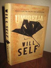 1st/1st Printing UMBRELLA Will Self MODERN Fiction CLASSIC Booker Finalist