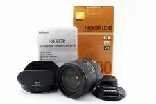 Nikon AF-S Nikkor 16-80mm F/2.8-4 And ED VR N DX Lens W/Box N Mint Japan #550500