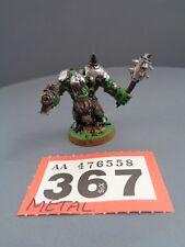 Warhammer 40,000 Space Orks Metal Gorkamorka Nob 367