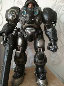 Starcraft II Jim Raynor 1/6 Figure by Sideshow Collectibles