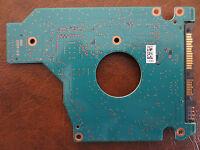 "Toshiba MK1676GSX (HDD2J96 C SL01 T) 010 A0/GS001A 160gb 2.5"" Sata PCB"