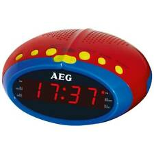 AEG Radio Despertador MRC 4143 Kids Line