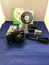 Canon PowerShot G1X  Canon Model# 5249B001 Really Nice Pre-owned  LOOK