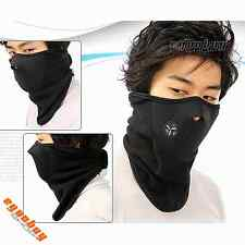 Winter Skiing Sport Black Half Face Cover Street Dancer Fashion Male Face Mask