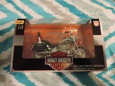 1:18 Maisto Harley Davidson 1993 FLSTN Heritage Softail Nostalgia Motorcycle