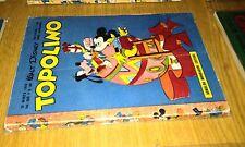 TOPOLINO LIBRETTO # 135-25 MARZO 1956-DISNEY-MONDADORI-CON BOLLINO-T4