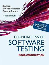Foundations of Software Testing ISTQB Certification by Rex Black, Dorothy...