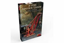 MINIART 35576 1/35 3 Ton Service Crane