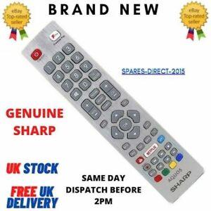 GENUINE TV REMOTE FOR SHARP AQUOS LC32HI5432KF SMART TV