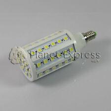 Bombilla 60 LED SMD 5050 E14 Blanco Frio 220V 10W 1080 lumen equiv. 100W puro