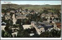 Bad Elster Sachsen Postkarte ~1910/20 Gesamtansicht Totale alte AK ungelaufen