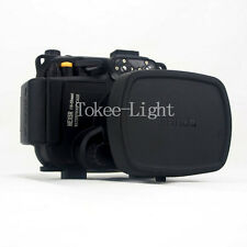 Underwater Waterproof  Housing Camera Case for Sony NEX 5R / 5T fit 18-55mm Lens
