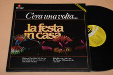 CATERINA CASELLI DINO SERGIO  ENDRIGO..LP C'ERA UNA VOLTALA FESTA IN CASA NM !