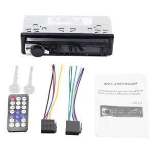 Bluetooth Musik Autoradio Audio Radio MP3-Player FM / TF USB AUX In-dash