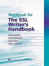 Workbook for The ESL Writer's Handbook (Pitt Series in English as a Second Lan..
