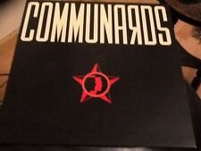 COMMUNARDS . ALBUM  . DON'T LEAVE ME THIS WAY , YOU ARE MY WORLD , REPRISE  1986