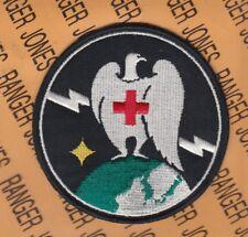 """ROKAF Republic of Korea Air Force Aviation Medical DUSTOFF Sqdn patch 3.5"""""""
