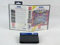 Xenon 2 Sega Master System No Manual PAL