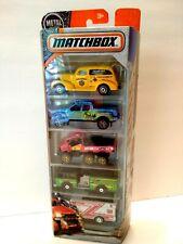 Mattel Matchbox 5 Car Set 2016 Heroic  Emergency Responder Vehicles C1817