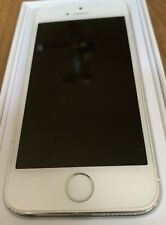 New listing Apple iPhone 5s - 16Gb - Silver (Verizon) A1533 (Gsm)