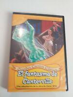 DVD    el fantasma de Canterville de Óscar wlid