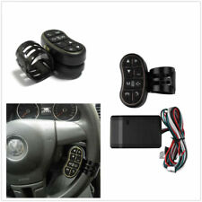 Universal Car Auto Steering Wheel Button Key Remote Control DVD GPS Audio/Video