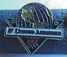 Olympic Pin - United Airlines USA