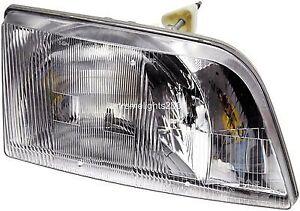 VOLVO VNL 300 VNM 200 SERIES 2000 2001 2002 2003 HEAD LIGHT LAMP HEADLIGHT RIGHT