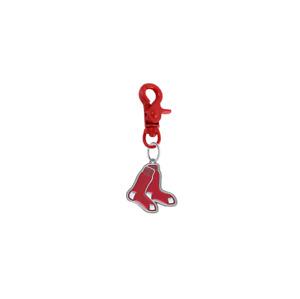Boston Red Sox Pet Tag Collar Charm COLOR EDITION Baseball Dog Cat