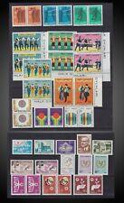 1961 TO 1975 TURKEY LOT MINT NH + SEMI POSTAL SCT.1994-96 2009-13 2022-4 B74 +++