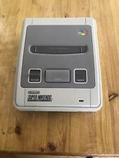 Snes Console Unit Only Working