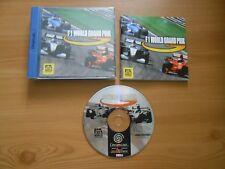 F1 World Grand Prix for dreamcast