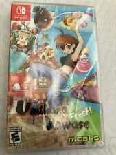 Umihara Kawase Fresh (Nintendo Switch, 2019) Brand New