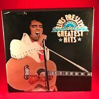ELVIS PRESLEY Greatest Hits 1975 UK 7 X VINYL LP RECORD BOX SET READERS DIGEST