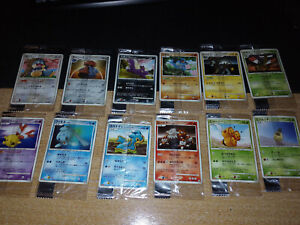 Pokemon Meiji Set 80-91 DP-P Japanese Promo Cards - Rare Complete Set  - Sealed