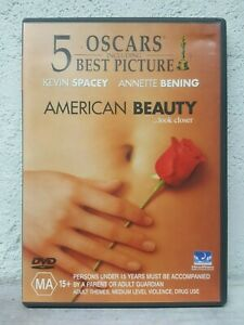 American Beauty DVD Kevin Spacey Movie - Drama