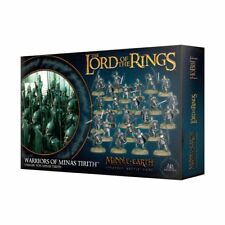 Warriors of Minas Tirith Lord of the Rings Middle Earth Strategy Game BNIB